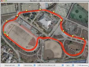 ランニングクリニック10kmタイムトライアル