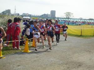 多摩川リバーサイド駅伝2010