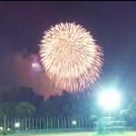 多摩川花火大会