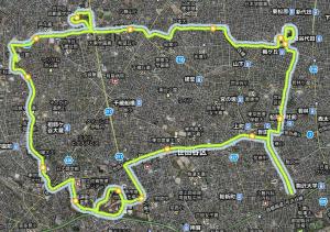 20101226 コースマップ